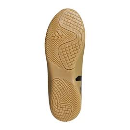 Buty halowe adidas X Tango 17.4 In Jr CP9052 złoty 1