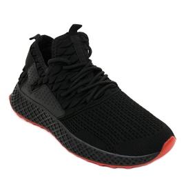 Czarne obuwie sportowe GM806 1