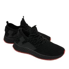 Czarne obuwie sportowe GM806 3