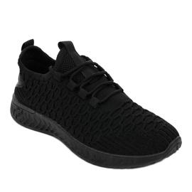 Czarne obuwie sportowe BF102 1