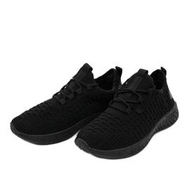 Czarne obuwie sportowe BF102 2