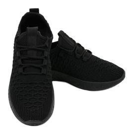 Czarne obuwie sportowe BF102 3