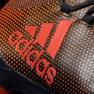 Buty adidas X 17.1 Fg M S82288 czarno czerwone czarne czarny, czerwony 3