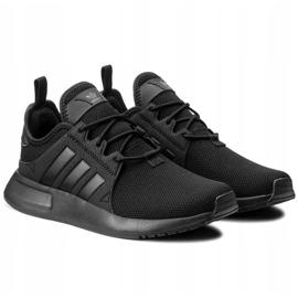 Buty adidas X_PLR Jr BY9879 czarne 1