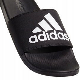 Klapki adidas Adilette Comfort Plus M CG3425 czarne 4