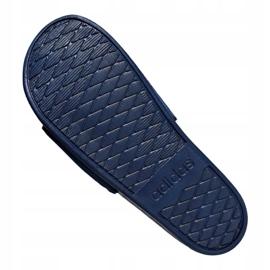 Klapki adidas Adilette Comfort Plus M B44870 niebieskie 3