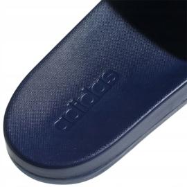 Klapki adidas Adilette Comfort Plus M B44870 niebieskie 7