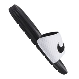 Klapki Nike Benassi Solarsoft Slide 705474-100 2