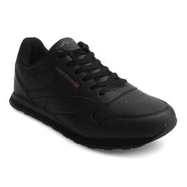 Sportowe trampki 7236 Czarny czarne 3