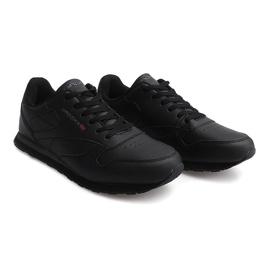 Sportowe trampki 7236 Czarny czarne 4