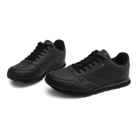 Sportowe trampki 7236 Czarny czarne 1