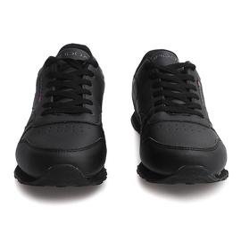 Sportowe trampki 7236 Czarny czarne 2