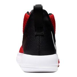 Buty Nike Zoom Rize M BQ5468-600 czerwone czerwone 4