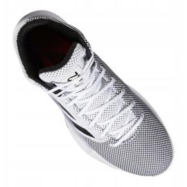 Buty adidas Pro Bounce Madness 2019 M BB9235 białe białe 3