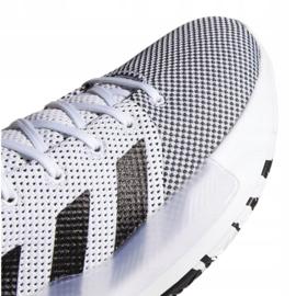 Buty adidas Pro Bounce Madness 2019 M BB9235 białe białe 5