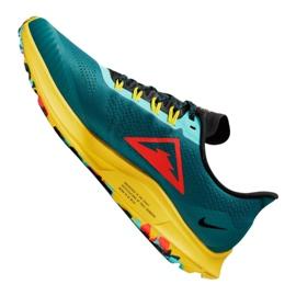 Buty Nike Air Zoom Pegasus 36 Trail M AR5677-301 niebieskie wielokolorowe 1