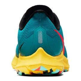 Buty Nike Air Zoom Pegasus 36 Trail M AR5677-301 niebieskie wielokolorowe 4