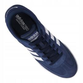 Buty adidas Cross Court M B74444 granatowe 7