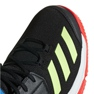 Buty adidas Essence 406 M BD7406 czarne czarny, wielokolorowy 5