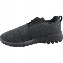 Buty biegowe Asics Gel-Quantifier Gs Jr 1024A006-020 czarne 1