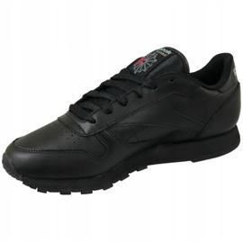 Buty Reebok Classic Leather W 3912 czarne 1