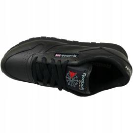 Buty Reebok Classic Leather W 3912 czarne 2