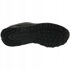 Buty Reebok Classic Leather W 3912 czarne 3