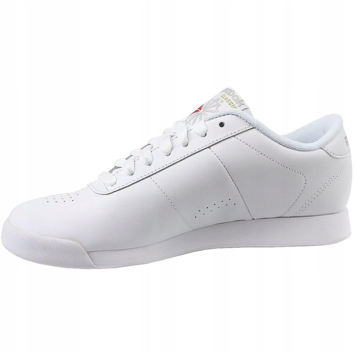 Białe obuwie sportowe damskie ze sklepu Butymodne.pl, Reebok
