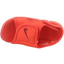 Sandały Nike Sunray Adjust 4 Ps Jr 386518-603 czerwone 2