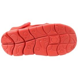 Sandały Nike Sunray Adjust 4 Ps Jr 386518-603 czerwone 3