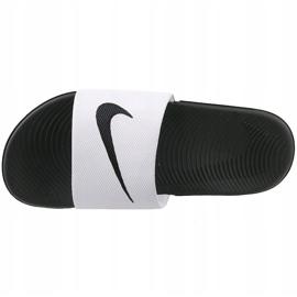 Klapki Nike Kawa Slide Gs/Ps 819352-100 białe 2
