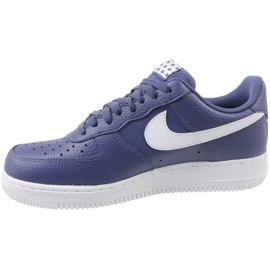 Buty Nike Air Force 1 07 M AA4083-401 fioletowe 1