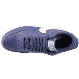 Buty Nike Air Force 1 07 M AA4083-401 fioletowe 2