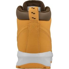 Buty Nike Sportswear Manoa Gs Jr AJ1280-700 brązowe 2