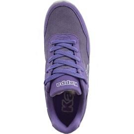 Buty treningowe Kappa Follow W 242495 2310 fioletowe 1