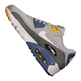 Buty Nike Air Max 90 Ltr Gs Jr 833412-026 szare 1