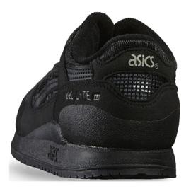 Buty Asics Gel Lyte Iii Ps Jr C5A5N-9099 czarne 1