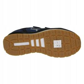 Buty Skechers Throwbax Jr 97360-NVBK granatowe 3