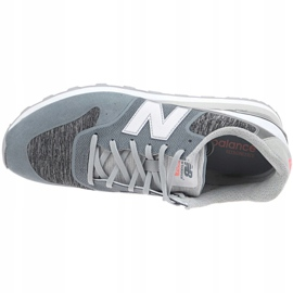 Buty New Balance W WR996NOA szare 2