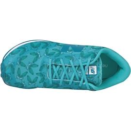 Buty New Balance W KD410BHY niebieskie 2