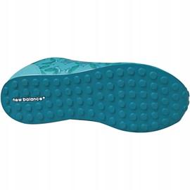Buty New Balance W KD410BHY niebieskie 3