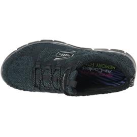 Buty Skechers Gratis W 22758-BBK czarne 2