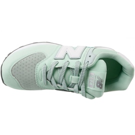 Buty New Balance W GC574D5 zielone 2