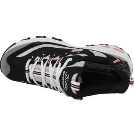 Buty Skechers D'Lites New Journey W 11947-BKWG czarne wielokolorowe 2