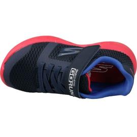 Buty Skechers Go Run 600 Jr 97860L-NVRD granatowe 2