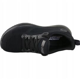 Buty Skechers Bobs Squad W 31362-BBK czarne 2