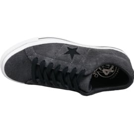 Buty Converse One Star M 163247C szare 2