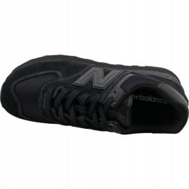 Buty New Balance M ML574ETE czarne 2