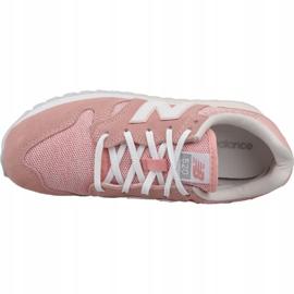Buty New Balance W WL520TLC różowe 2