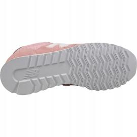 Buty New Balance W WL520TLC różowe 3